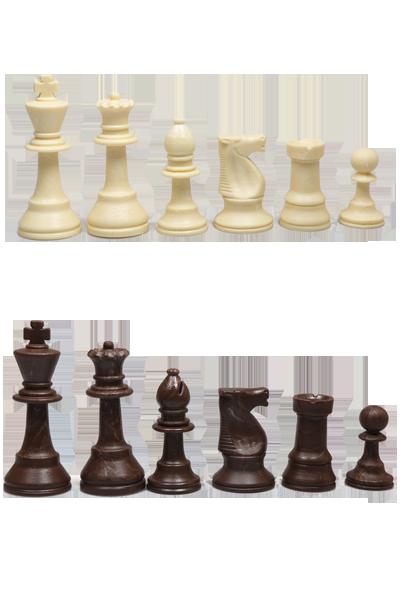 Olympiad 88 Πλαστικό Set B   Σκάκι Πιόνια Πλαστικά