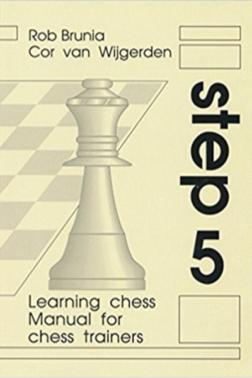 Βήμα_5_προπονητών_Cor_Van_Wijgerden_Rob_Brunia | βιβλίο ασκήσεων σκάκι για προπονητές
