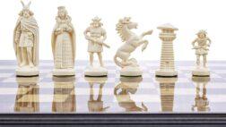 Σκακιστικό σετ Βίκινγκς   Πλαστικό σετ