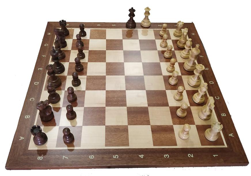 ΣκακιέραZeus+AmericanStaunton3''+κουτι+ρολόι   Σκακιστικό Σετ Προσφορά Ξύλινο